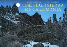 The High Sierra of California